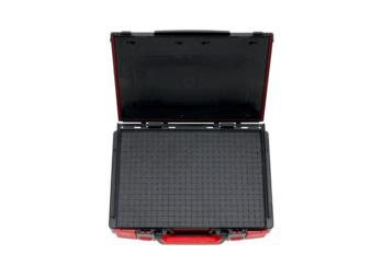 System case empty range 4.4.1 raster foam