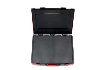 System-Koffer 8.4.2 Rasterschaum Leersortiment