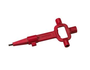 Assembly key Die-cast zinc