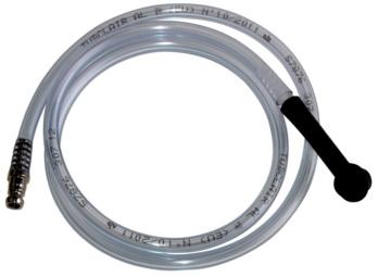 Nylonschlauch komplett mit Nippel Für Vakuum-Bremsentlüftungssystem