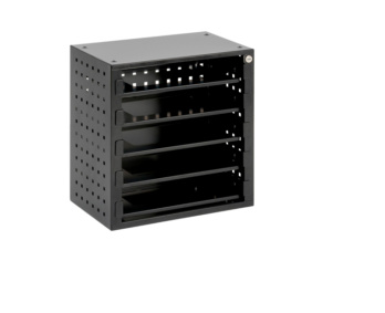 System stacking cabinet for ORSY system case 4.4.1