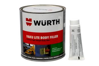 Light Weigth Body filler VAKU - FILR-LIGHTWEIGHT-BODYFILLER-3KG