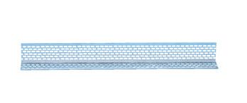 Profil de ventilation en aluminium