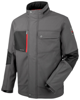SOFTSHELL NATURE GRIS
