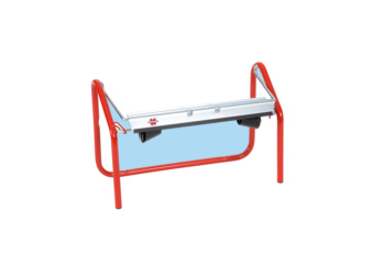 Table-top roll holder
