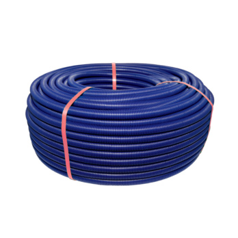 Tubo anelado azul PP 3422