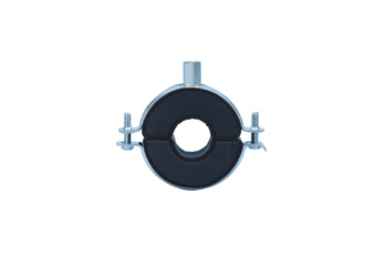 Cold pipe clamp K