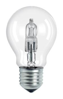 Lampe halogène E27 dimmable