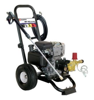 Nettoyeur haute pression eau froide WH 165 D SP95