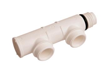 Complément ou base collecteur Vision avec sorties Eurocône