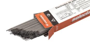 Electrode rutile