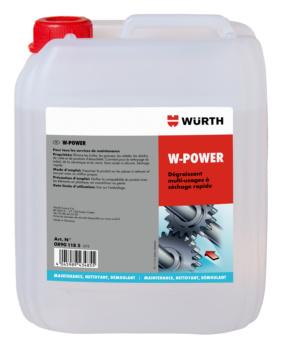 Dégraissant W-Power