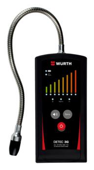 Détecteur électronique de gaz frigorigène DETEC 3G