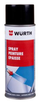 Spray peinture épaisse