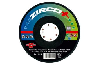 Disques à tronçonner ZIRCO+