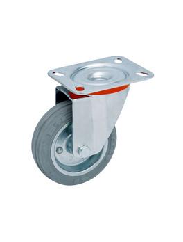 Apparathjul med drejebeslag