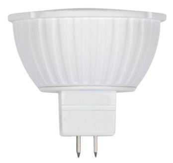 Ampoule LED GU5.3, sans variation d'intensité - LAMP LED GU5.3 6W 2800K 400LM 36°