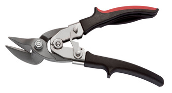 Ideal snips with carbide blades