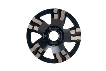 Long-life & Speed diamond cup wheel for hard material - CPWHL-DIA-LS-HARDMAT-BR22,23-D125MM