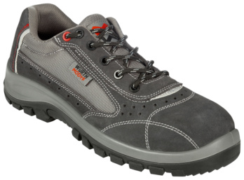 CHAUSSURES BASSES GRUS S1P SRC ANTHRACITE