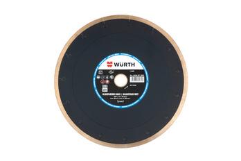 Tarcza Speed do cięcia glazury szklanej na mokro - TARCZA-DIAMENT-DO GLAZURY-BR30/25,4-D350