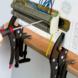 Zestaw szczypiec zaciskowych z imadłem stołowym - ZESTAW SZCZYPIEC MINI-IMADLO - 0