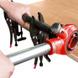 Zestaw szczypiec zaciskowych z imadłem stołowym - ZESTAW SZCZYPIEC MINI-IMADLO - 1