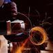 Longlife vágótárcsa acélhoz - VÁGÓTÁRCSA ZEBRA-LONGL.ACÉL. 125x2, - 0