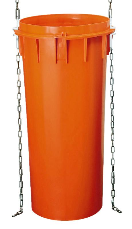 Tubo di scarico macerie 09982501 for Tubo di scarico pex