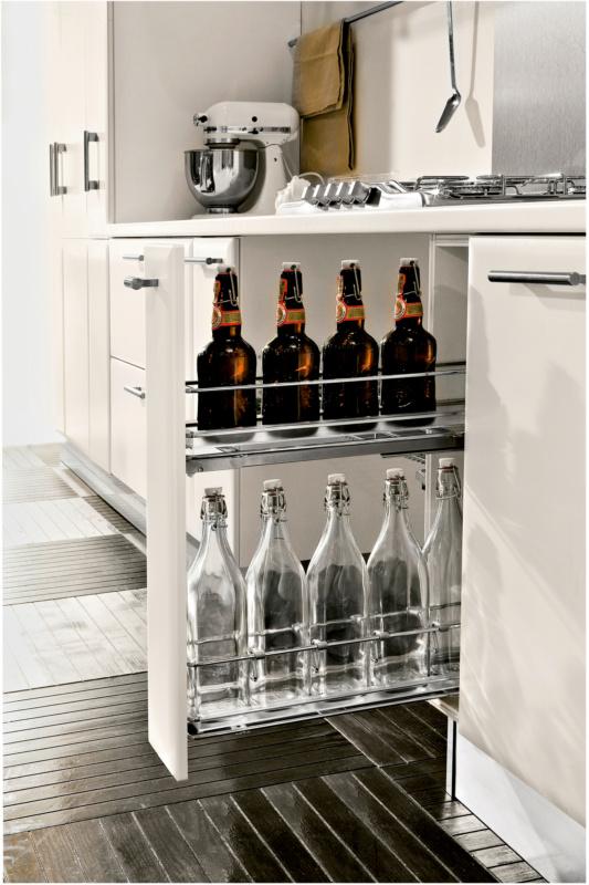 Cestello estraibile 0684901545 - Ferramenta mobili cucina ...