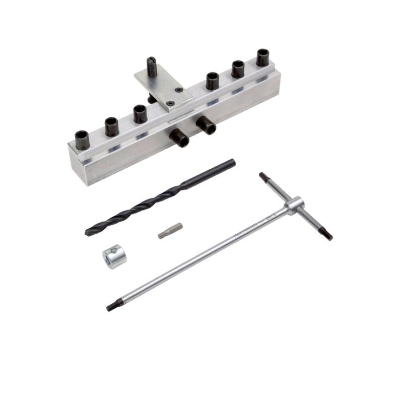 Accessorio di montaggio per cerniere 3d 0688392080 for Dima per cerniere wurth