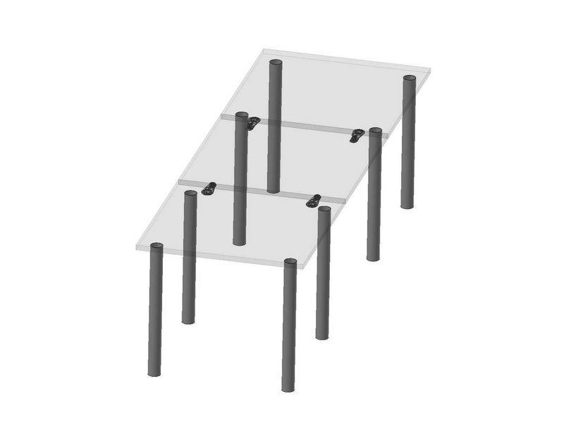 Tischverbinder Ramti - TIVERB-RAMTI-ZD-KST-50KG