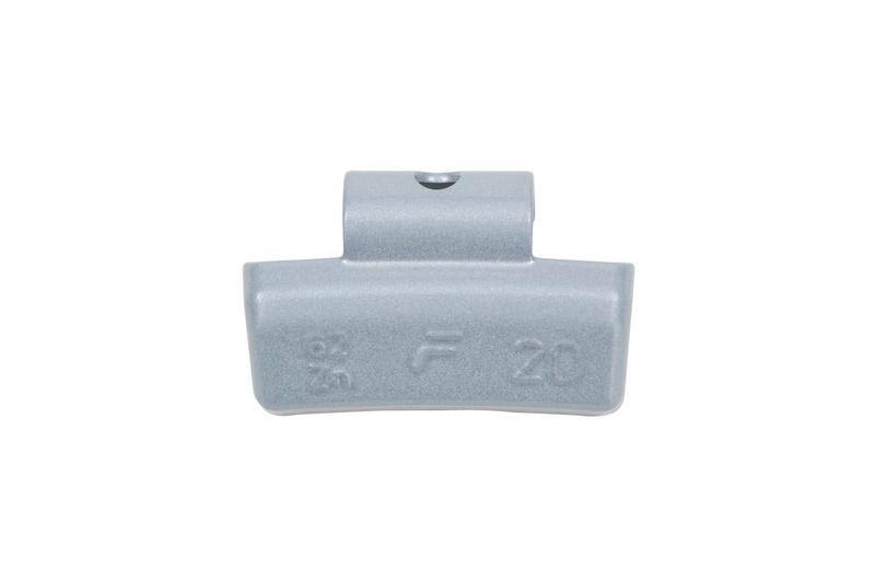 masse d 39 quilibrage frapper en zinc pour jantes en aluminium 083062 15. Black Bedroom Furniture Sets. Home Design Ideas