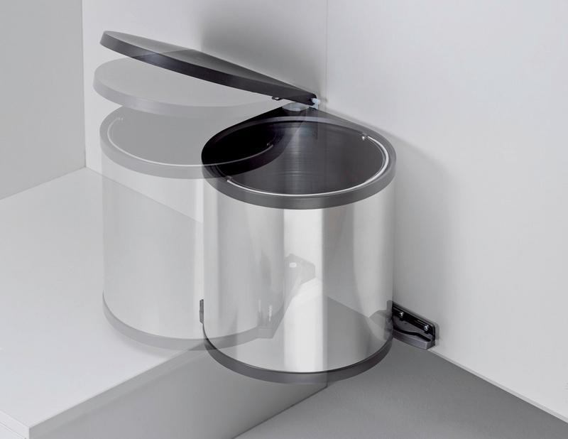 poubelle cuisine tri s lectif 270. Black Bedroom Furniture Sets. Home Design Ideas