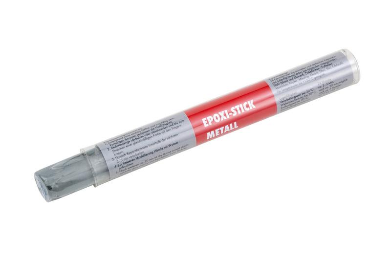 Retušovací tmel Kovová epoxidová tyčinka - 1