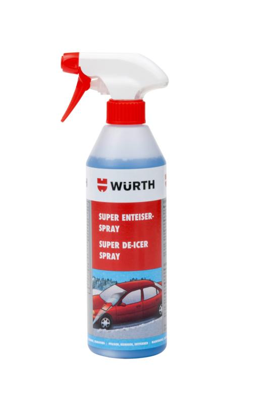 Spray deghiacciante Super - SUPER DEGHIACCIANTE           500 ML
