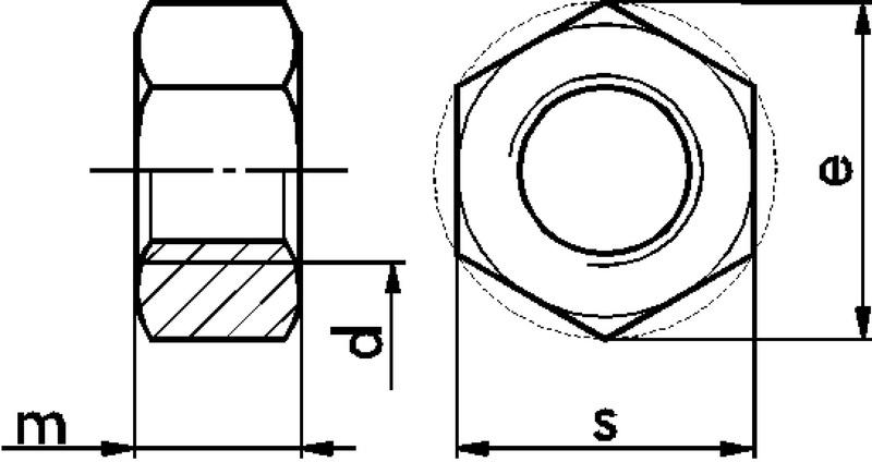 sortiment mit schrauben und muttern 096405781. Black Bedroom Furniture Sets. Home Design Ideas