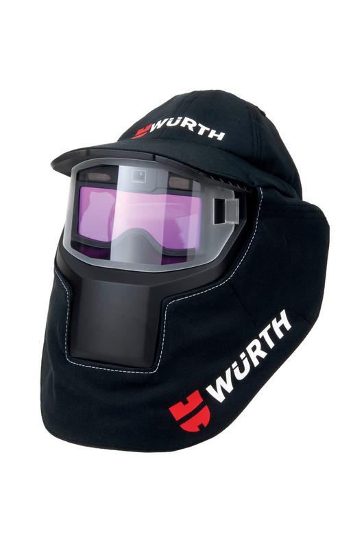 焊工帽,WSC 9-12 - 1