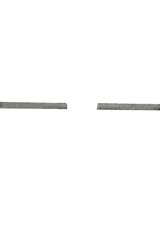 ASSY 3.0 ferr.carpenteria acc. zn bianco FI TCB AW - V.ASSY 3.0 P/FERRAM. CARP. ZN.B 5X25