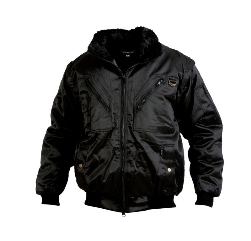 Arbeitskleidung & -schutz Blouson Allround Plus Schwarz