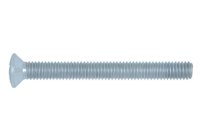 Süllyesztett lencsefejű csavar H kereszthornyos fejjel - LF.KH.CSAVAR DIN966 M4X10