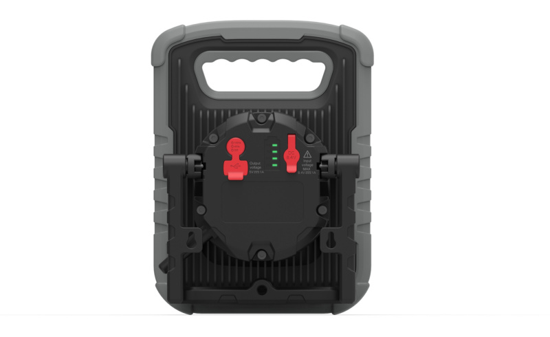 Luce da lavoro LED batteria Ergopower-plus 1 20 W - LAMPADA -LED-RICARIC-ERGOPOWER-DUAL-20W