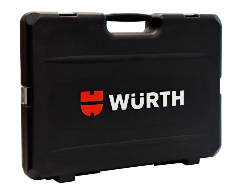 Caisse d'assortiment d'outils - COFFRET A OUTILS WURTH - 113 OUTILS
