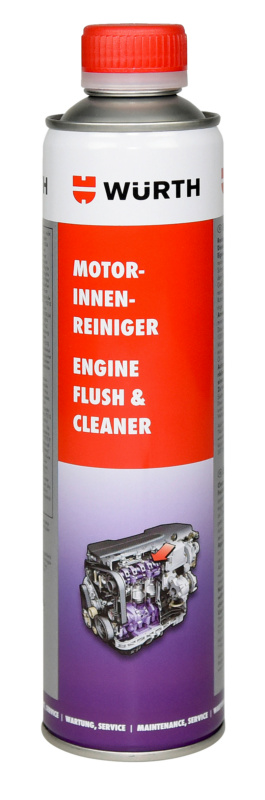 Wurth Service Supply : Engine flush and cleaner