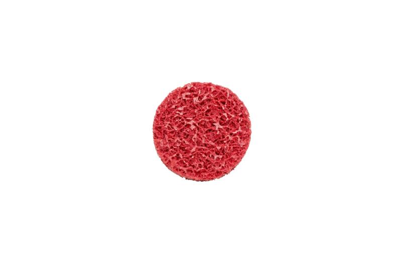 Mini disco de lã de nylon cerâmico - DISCO ABRASIVO VELO ROLOC CERAMICO D50MM