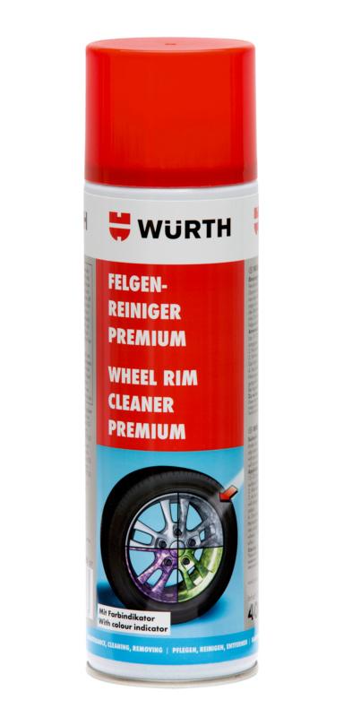 Środek do czyszczenia felg Premium - ZMYWACZ DO FELG PREMIUM-400ML