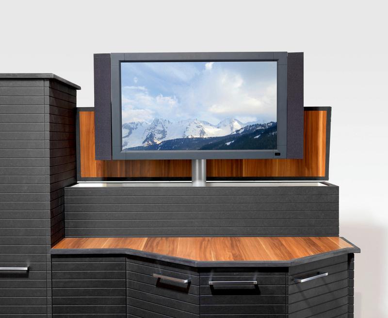 tv lift system flat move 0684250140. Black Bedroom Furniture Sets. Home Design Ideas