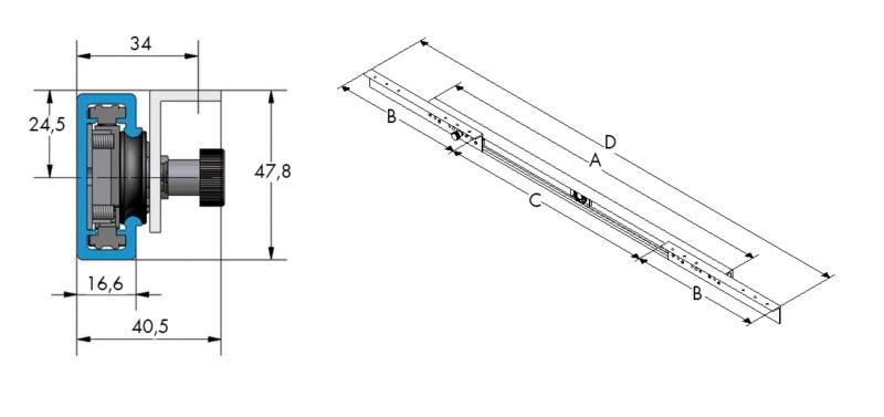 Meccanismi Per Tavoli Allungabili Ferramenta.Sistemi Per Tavoli Allungabili Excellent Meccanismi Per Tavoli
