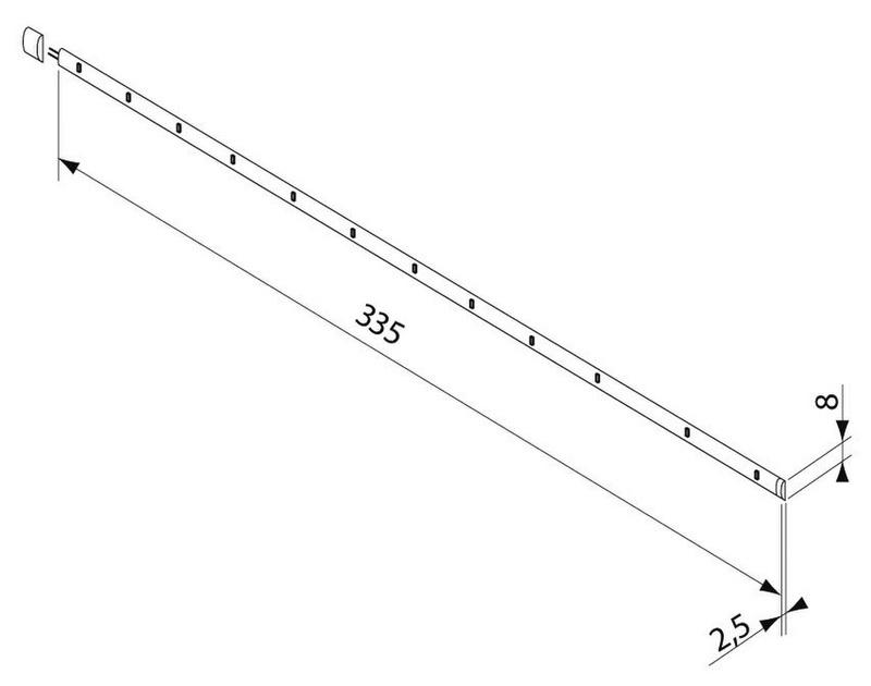 led lichtband flex 0976500371. Black Bedroom Furniture Sets. Home Design Ideas