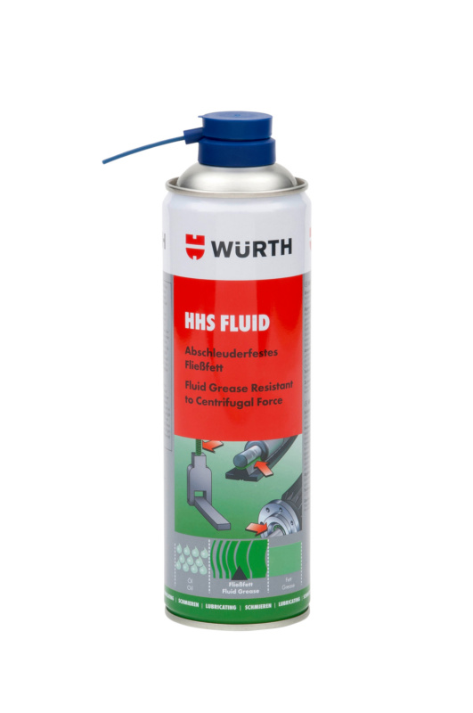 Haftschmierstoff HHS<SUP>®</SUP> Fluid - HAFTSHMIRST-(HHS FLUID)-500ML